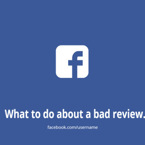 bad social media review